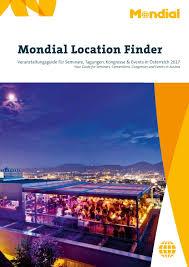 location finder katalog 2017 by mondial reisen issuu