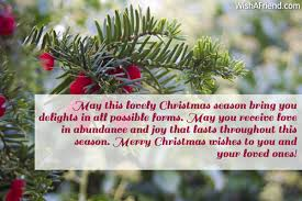 may this lovely season bring merry wish
