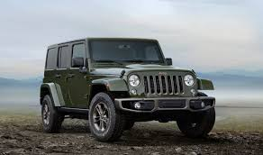 bronze jeep jeep 75th anniversary special editions jeepfan com