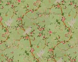 chinoiserie wrapping paper chinoiserie wallpaper etsy