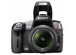 sony unveils dslr a550 and dslr a500 digital photography review