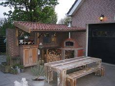 Brick Oven Backyard by My Sister Wants An Outdoor Brick Oven And I Think She Should Get