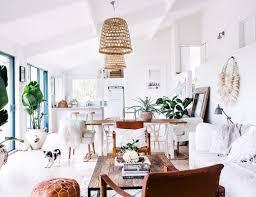cuisine boheme chic decoration boheme cuisine lineaire accueil design et mobilier