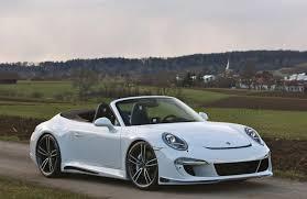 porsche gemballa 911 gemballa gives porsche 911 carrera s cabrio cool styling kit