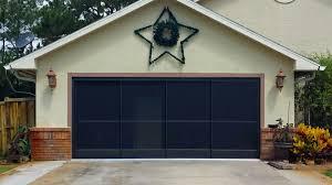 2 Door Garage by I Do That Screen Repair Braddock Ln Palm Coast Garage Screen