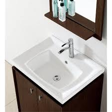 Bathroom Vanity Single Sink by Colton 24 Inch Modern Single Sink Bathroom Vanity