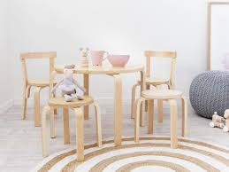 Table And Chair Sets Mocka Hudson Kids Table And Chairs Children U0027s Furniture