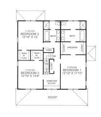 square house floor plans craftsman foursquare house floor plan for home deco plans