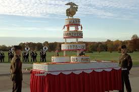 history of the marine corps birthday celebration military com
