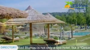 Bad Blumau Rogner Bad Blumau Bad Blumau Hotels Austria Youtube