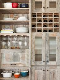 upcycled kitchen ideas reclaimed kitchen cabinets creative designs 11 reclaimed wood