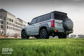 nissan safari off road is the nissan patrol super safari 2017 super enough u2013 uae horsepower