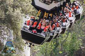 Six Flags Magic Mountain by American Coaster Enthusiasts Ace