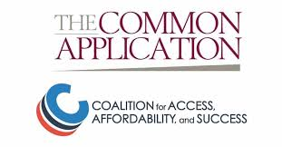 should i use the common app or the coalition app college