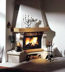 modern corner fireplace design ideas electric modern corner