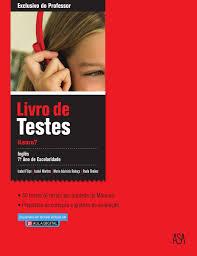 Basta Livro de teste inglês 7º ano leya by Ana Lourenço - issuu @IA45