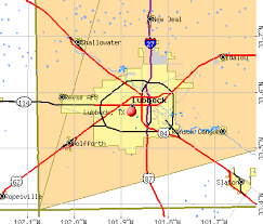 lubbock on map lubbock tx profile population maps real estate