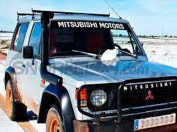 pajero mitsubishi 1998 chinese snorkel mitsubishi pajero montero 1 na 1983 1990