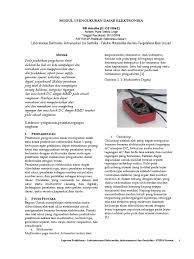 cara membuat laporan praktikum elektronika pengukuran dasar elektronika 1 k1c015062 putra tresna linge