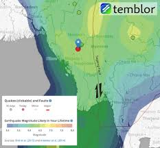 Map Of Tectonic Plates 24 Aug 2016 M U003d6 8 Burma Earthquake Reveals How Oblique Plate