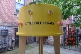 visited new york u0027s tiniest library today u0027s the day i