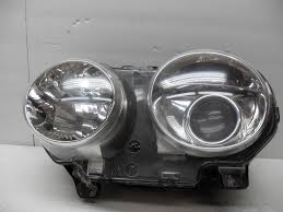 2005 2009 jaguar xj8 driver left side headlight xenon hid 2w93