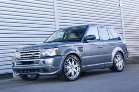 land rover overfinch range rover customiser overfinch in administration