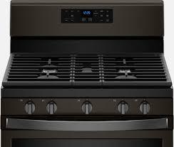 Whirlpool Black Ice Fingerprint Resistant Black Stainless Steel U2013 Matte Black Kitchen