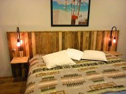 diy headboard with led lights extraordinary design ideas headboards with lights clip on ls for