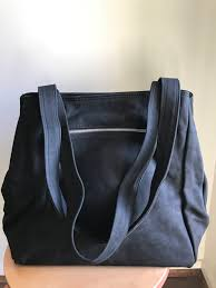 Handmade Leather Tote Bag - large leather tote bag bag handmade leather soft