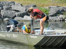 St Lawrence River Map American Eel Habitat Characterization In The Upper St Lawrence
