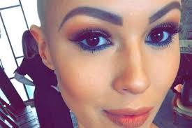 natural hair model jobs atlanta nurse who lost hair to alopecia becomes model by ditching wig