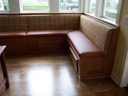 Diy Padded Storage Bench Impressive Upholstered Banquette 6 Diy Upholstered Banquette Bench