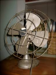 antique fans all metal fans vs modern plastic fans texags
