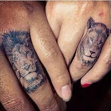 tattoos of wedding rings lion wedding ring tattoo design of tattoosdesign of tattoos