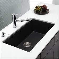 Vanity Undermount Sinks Kitchen Impressive Black Undermount Kitchen Sinks Stainless
