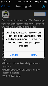 Tomtom Maps Usa Free Download by Tomtom Go Mobile Claiming 3 Years Free Problem Tomtom Forum