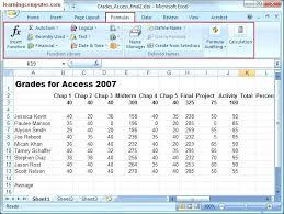 tutorial excel basic microsoft excel 2007 tutorial excel functions tab microsoft excel