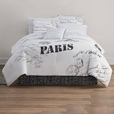 Jcpenney Queen Comforters Home Expressions Paris Complete Bedding Set With Sheets Collection