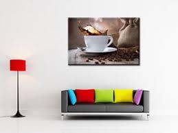 tableau decoration cuisine tableau décoration cuisine moderne toile imprimée design tasse café