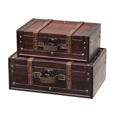 pirate home decor storage trunks amazon com