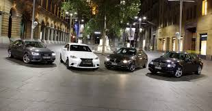 lexus german or japanese compact luxury comparison lexus is v bmw 3 series v audi a4 v