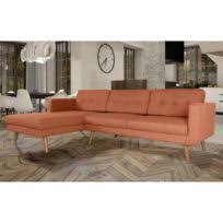 canapé d angle orange canape d angle orange achat canape d angle orange pas cher rue