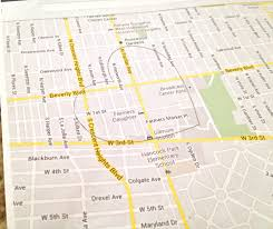 Maps Google Com Los Angeles by Google Maps Archives Lil Bit