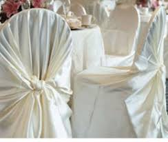 Polyester Chair Covers Self Tie Chair Covers Universal Chair Covers Pillow Case Chair Cover