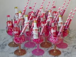 and easy diy bachelorette favors are up on the