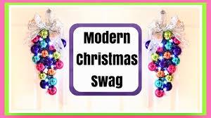 modern decor ornament swag 10 dollars