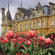 waddesdon manor gardens buckinghamshire england immacu u2026 flickr