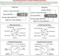plug wiring diagram www ordertrailerparts com