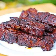 Country Style Ribs On Traeger - easy country style bbq ribs recipe bbq ribs pork and grilling